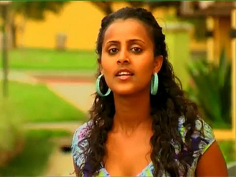 Beautiful Ethiopian Habesha Woman Very Stunning African Et Flickr