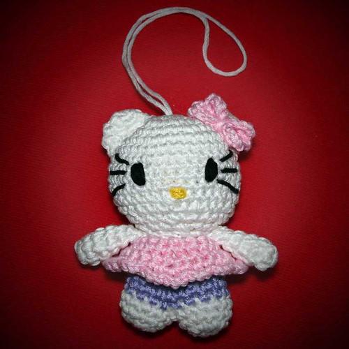Amigurumi Heartless Pattern : Amigurumi Hello Kitty Puoi trovare lo schema di Hello ...