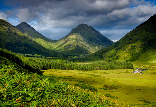 Glen Etive | by .Brian Kerr Photography.