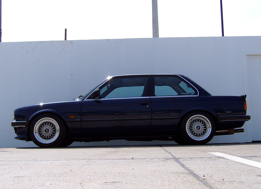 bmw e30 coupe 1987 engine m10 2000 cc injection mt bbs rs flickr. Black Bedroom Furniture Sets. Home Design Ideas