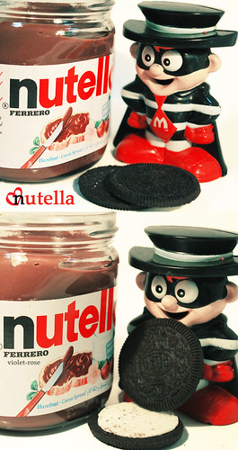 nutella ❤ | by ~ * × Violet - Rose  ×*~