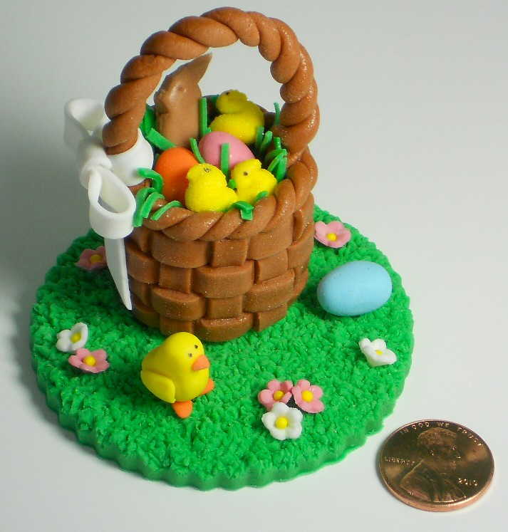 Basket Cake Ideas