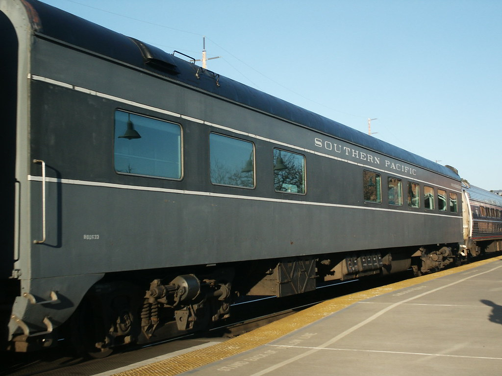 The Quot Overland Trail Quot Passenger Car On The 2011 Reno Fun Tr