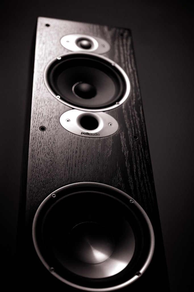 Polk Audio Rti A7 Floor Standing Speakers Nikkor 35mm