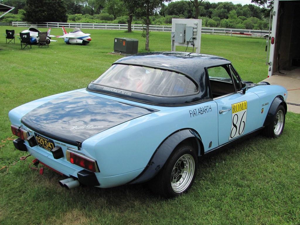 Vintage Race Car Photos