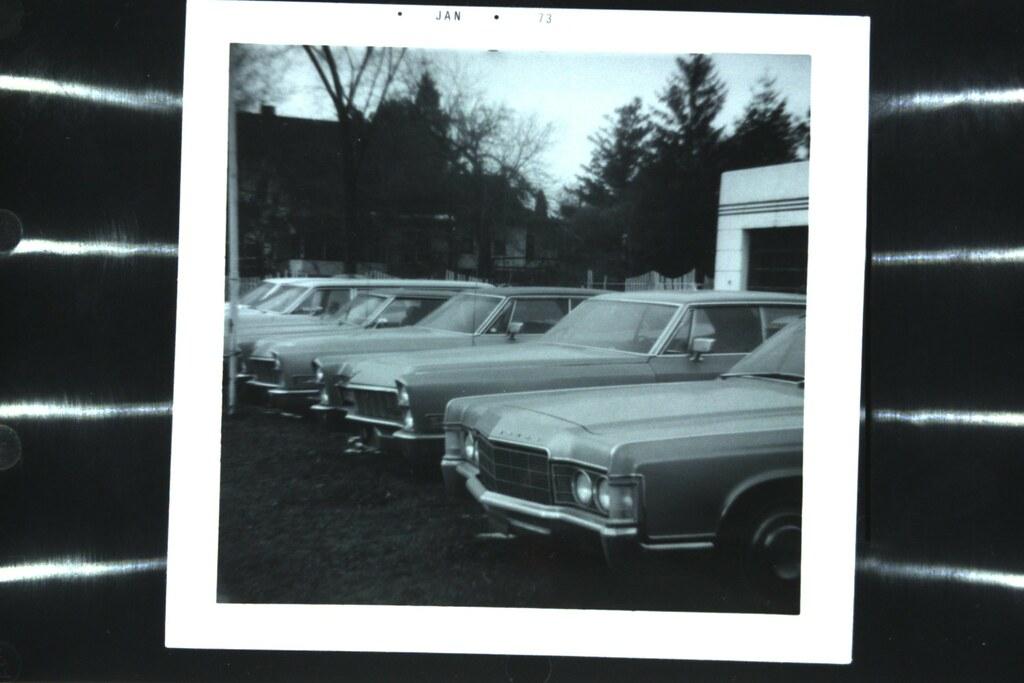 eagle motors bedford oh 1973 row of mid 1960 39 s. Black Bedroom Furniture Sets. Home Design Ideas