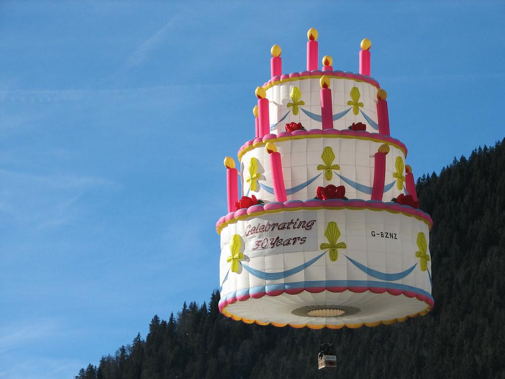 Balloon Cake Pan