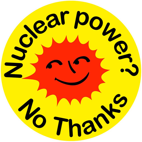 Nuclear Power No Thanks Flickr Photo Sharing