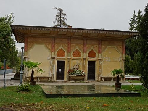 Palace and Palace gardens