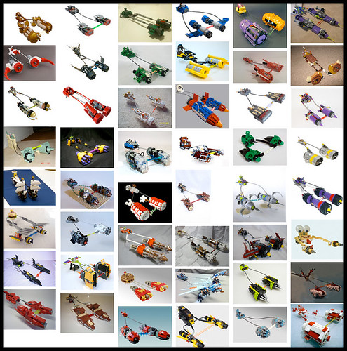 2011 Podracer Challenge Entries | by fbtb