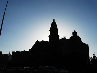 Courthouse at Dusk | by J-Bax
