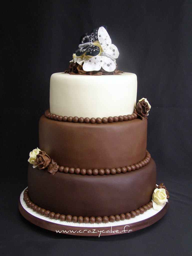 Chocolate Wedding Cake Filling
