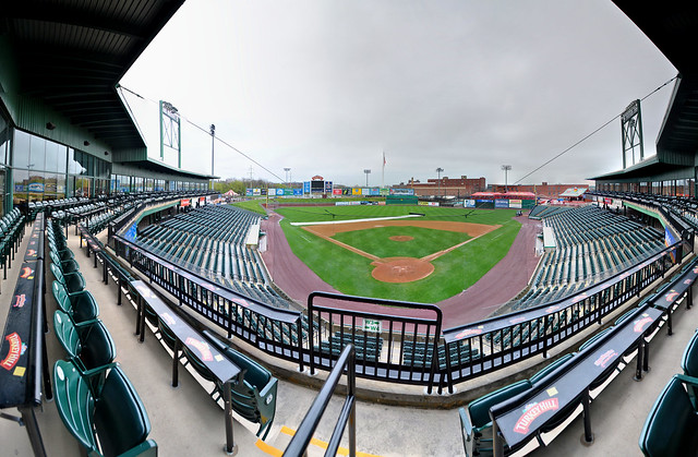 Clipper Magazine Stadium Lancaster Barnstormers Flickr