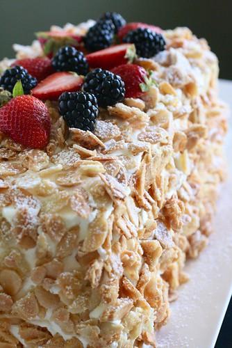 Coconut Cream Cake Recipe Uk