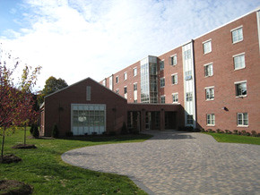 Clock Tower Commons Residence Hall | by NazarethCollege