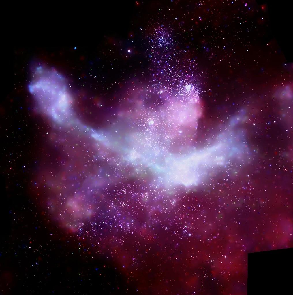 Carina Nebula: 14,000+ Stars (NASA, Chandra, 05/24/11 ...