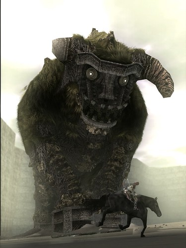 Ico and Shadow of the Colossus Collection for PS3 | by PlayStation.Blog