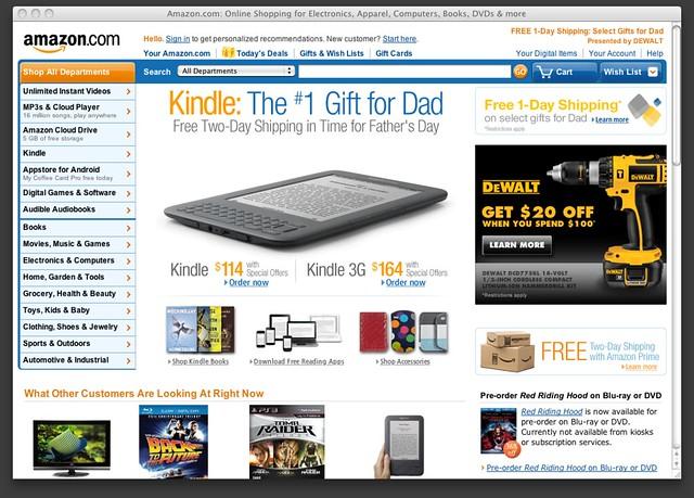 Amazon Shopping For Kitchen Appliances