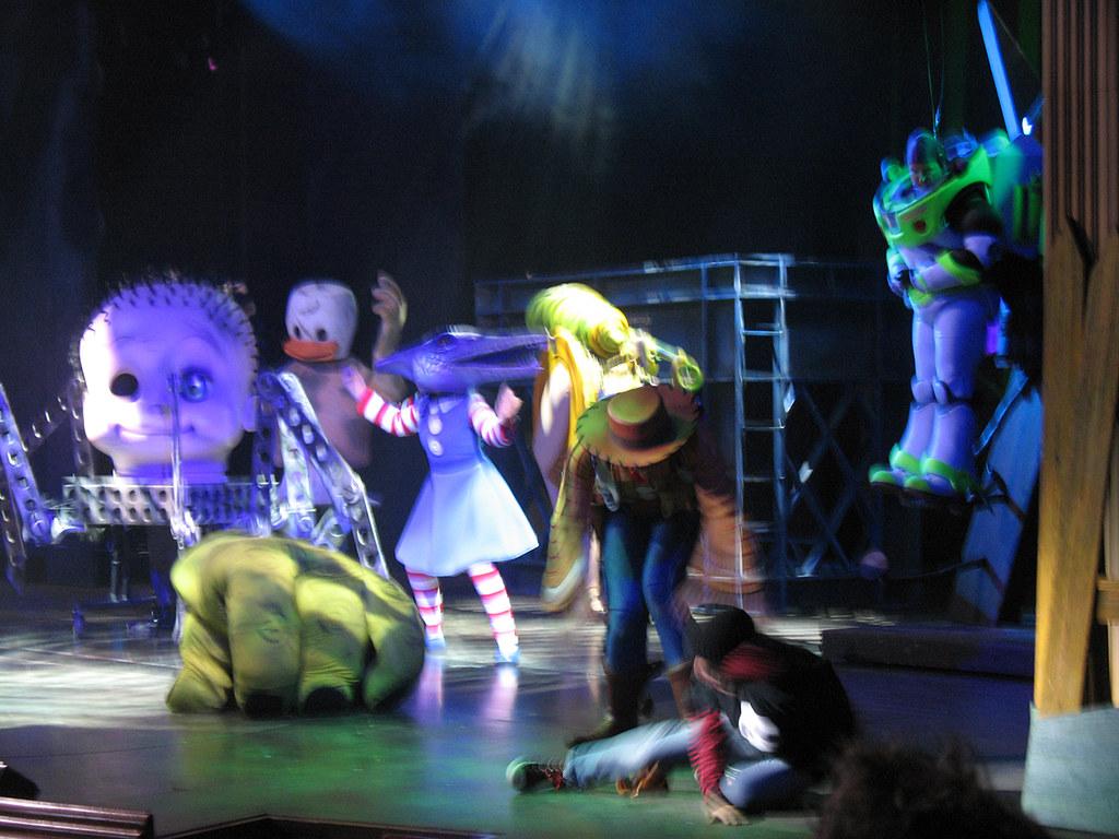 Toy Story The Musical : Toy story the musical stecki flickr