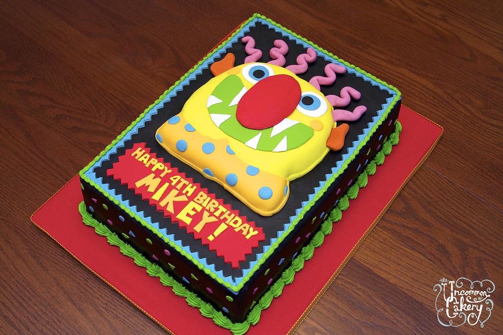 Favorite Cake Vanilla Or Chocolate Image