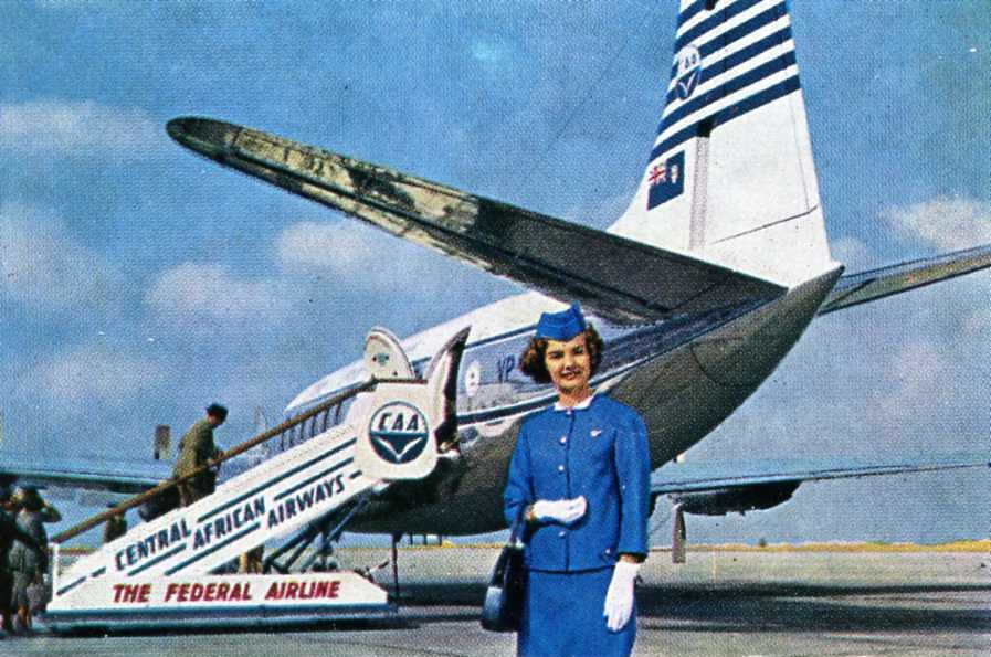 Central African Airways #