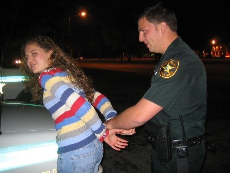 getting arrested | cuffed. | wowhead2 | Flickr