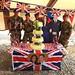 Troops in Afghanistan Celebrate the Royal Wedding