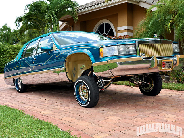 1993 Cadillac Fleetwood - So Hood