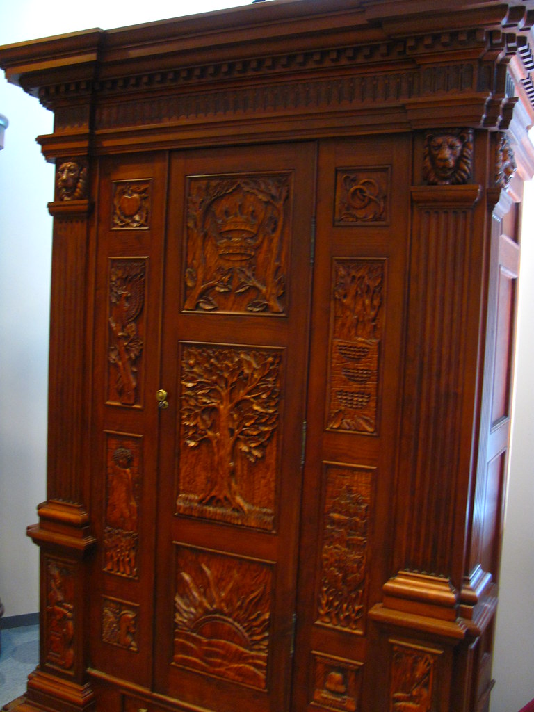 Wardrobe From Quot The Chronicles Of Narnia The Lion The Wit