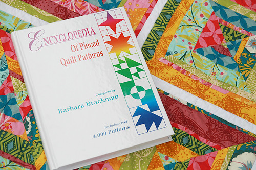 Encyclopedia Of Pieced Quilt Patterns | by Fresh Lemons : Faith