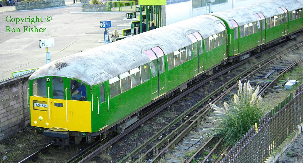 Rd5307a 1938 Tube Stock Ryde  Rd5307a An