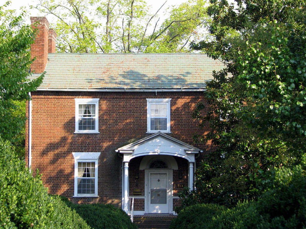Historic House in Greeneville, TN | This old brick house ...