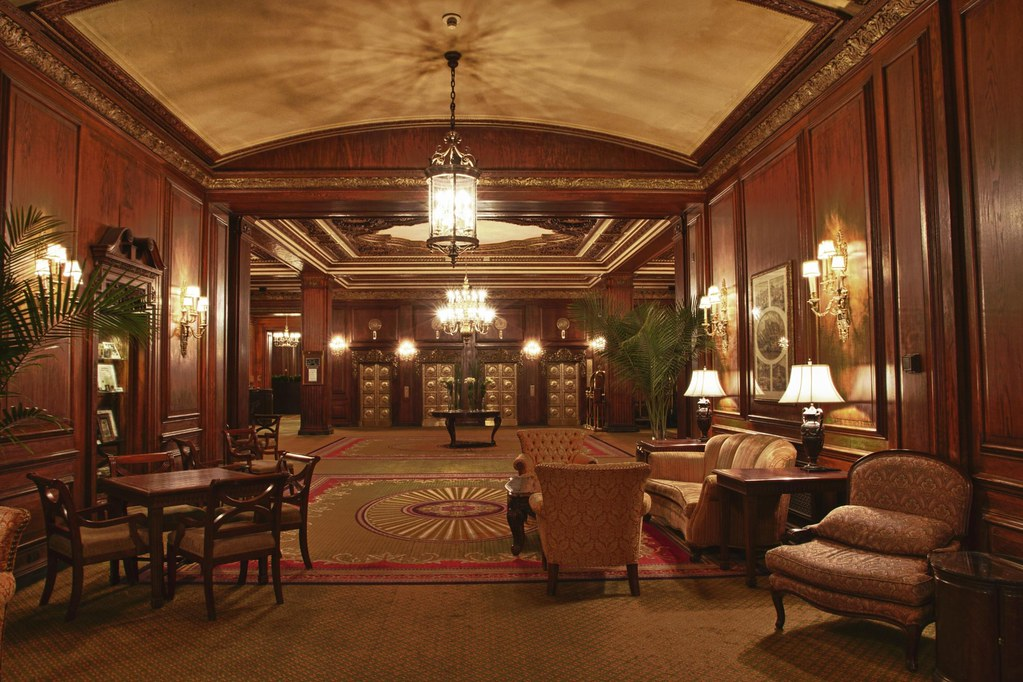 Omni Parker House Kennedy Room