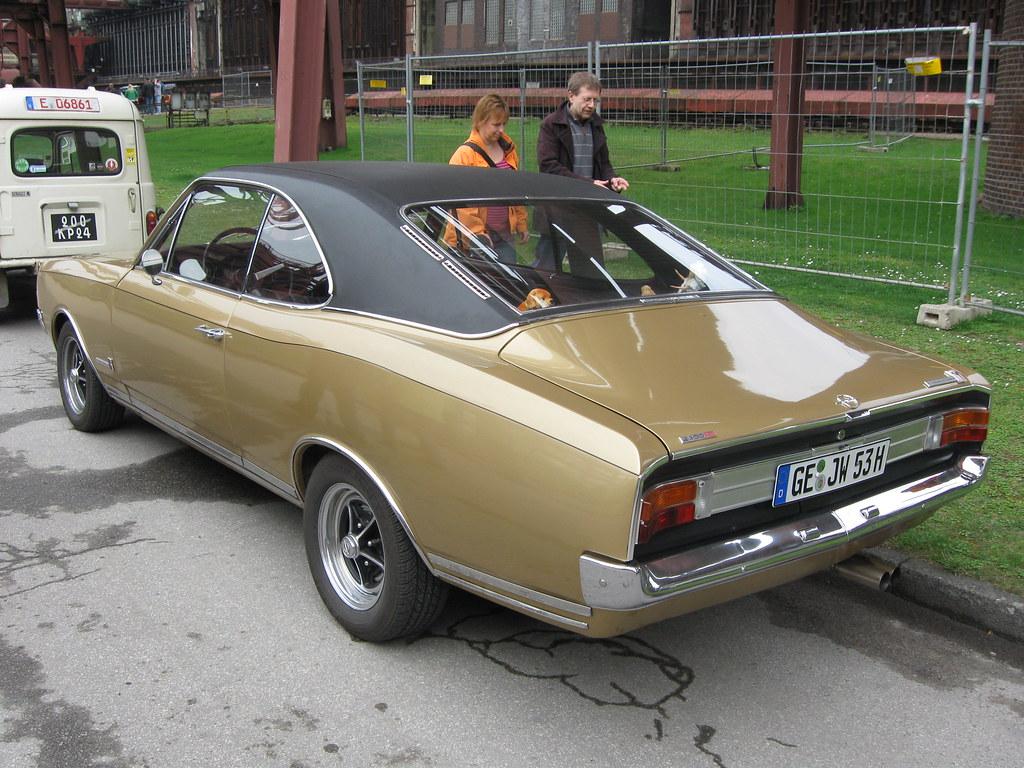 Opel Commodore a cantero #26 precio de las naciones hockenheim 1970 Eberhard Gerst