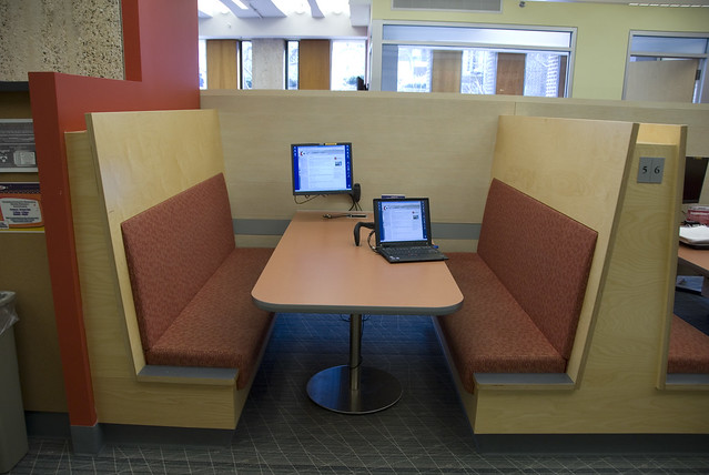 Reserve Study Rooms In Van Pelt