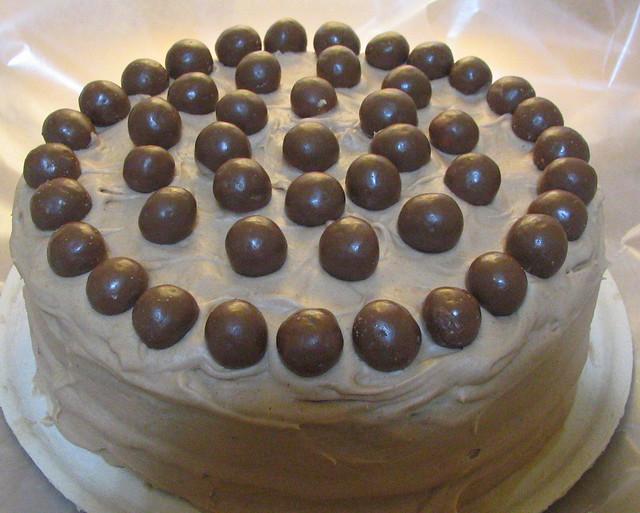 Horlicks Chocolate Cake