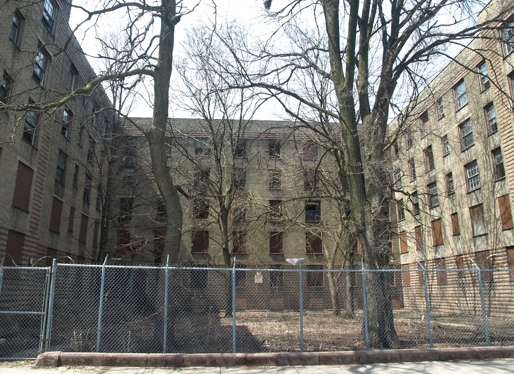 rosenwald apartments s michigan ave constructed in