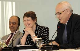 Helen Clark in Jakarta, Indonesia | by United Nations Development Programme