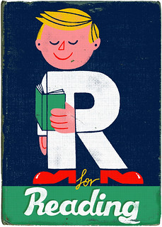 R for Reading | by Paul Thurlby