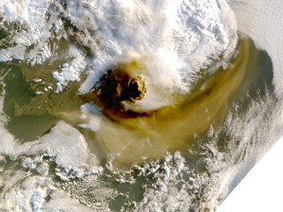 Grímsvötn Volcano Showing Plume - May 22 | by NASA Goddard Photo and Video