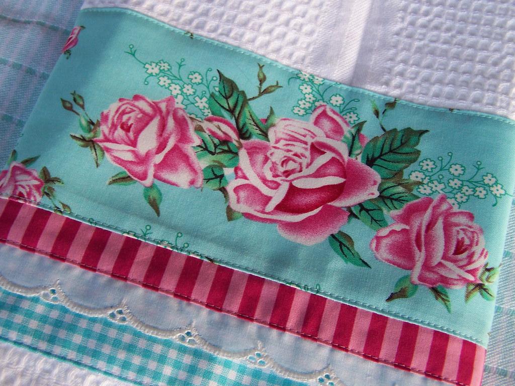 Free Kitchen Towel Machine Embroidery Designs