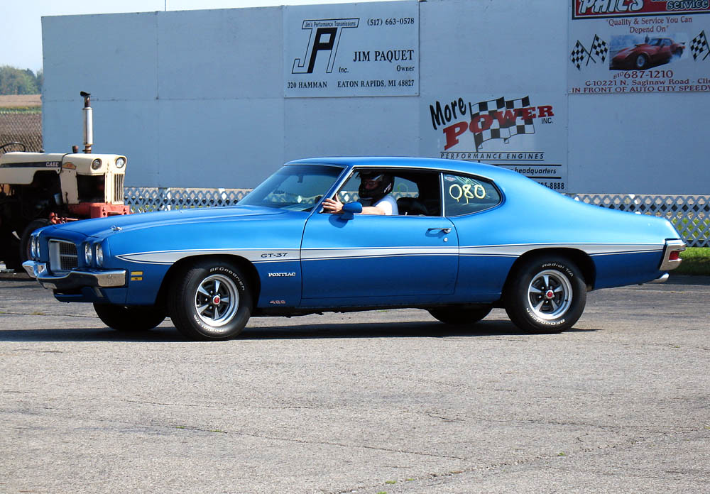 1971 Pontiac GT-37 400   1971 Pontiac GT-37 400 at the ...