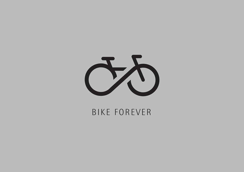 Logo Bike Forever | Martin Stuchi Montingelli | Flickr
