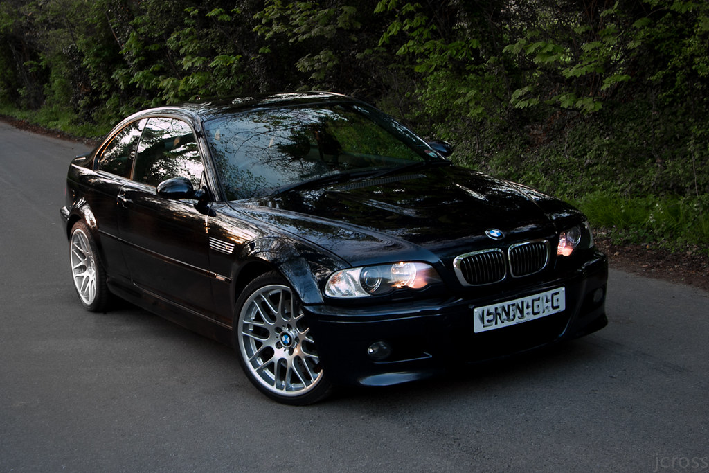Carbon Black E46 M3 Lauren Looking Shiny Jason Cross