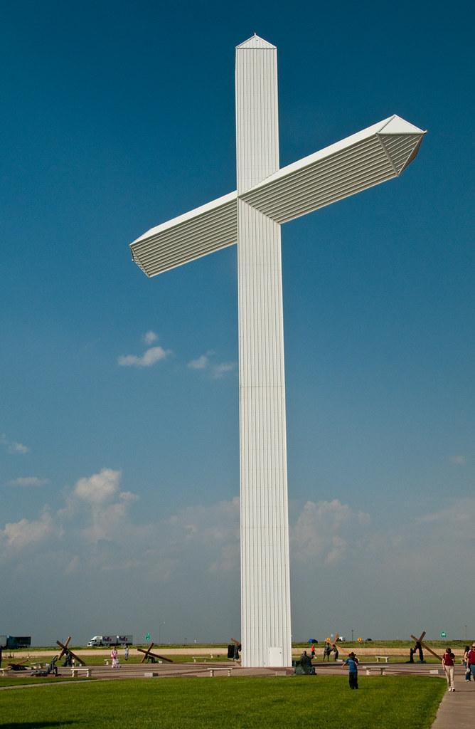 Big White Cross | This...