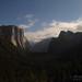 Fireball over El Capitan