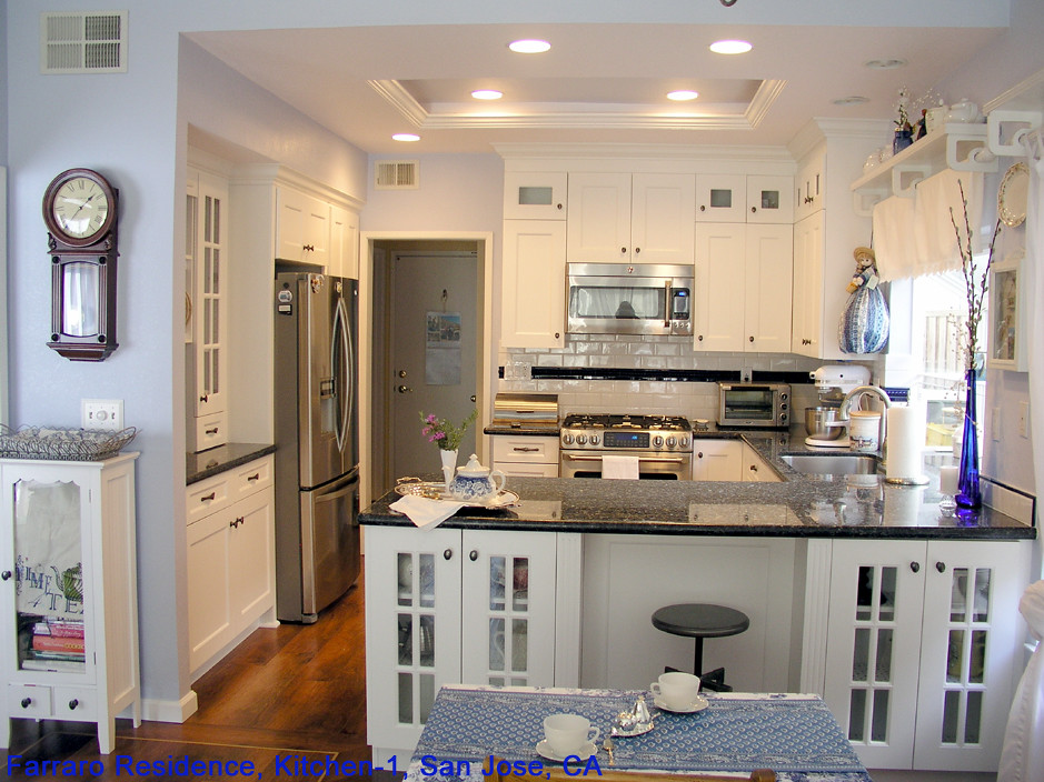 Custom Complete Kitchen Design Remodel San Jose Ca Flickr