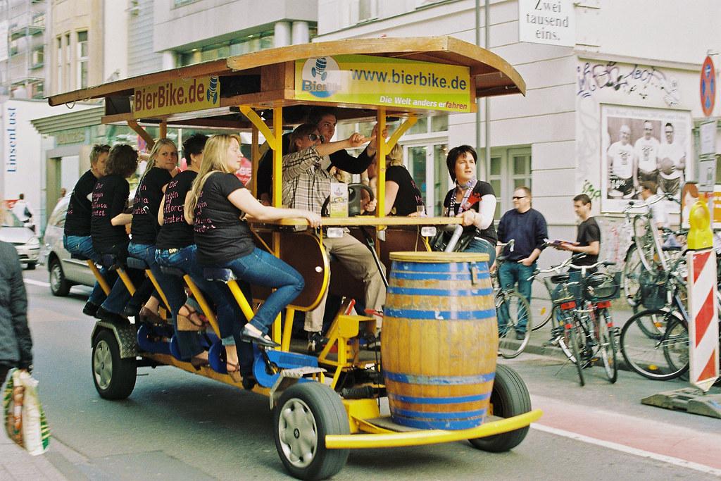 Munich Germany Bike Tours