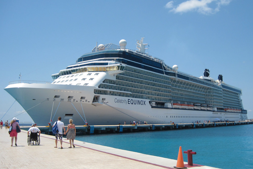 Celebrity Equinox Cruises - Seascanner.com