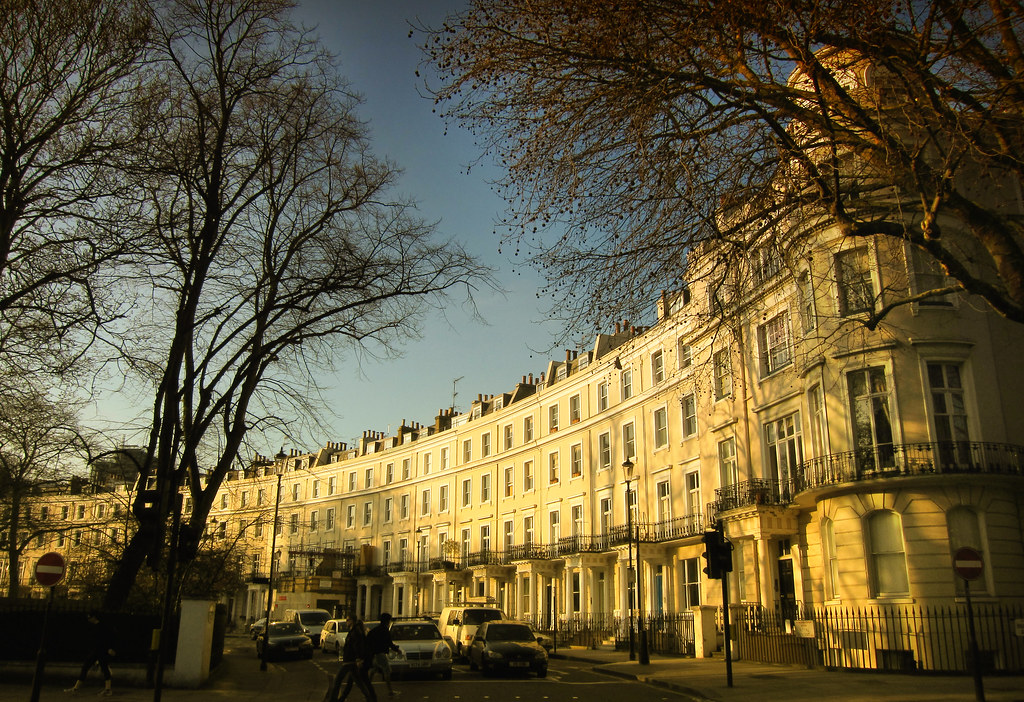 Royal Crescent London Designed In 1839 The Royal